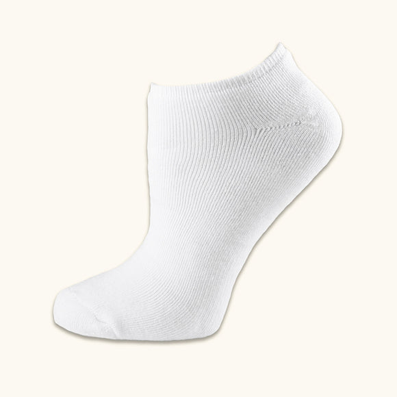 Solid Footie, 81.6% Organic Cotton, Ankle