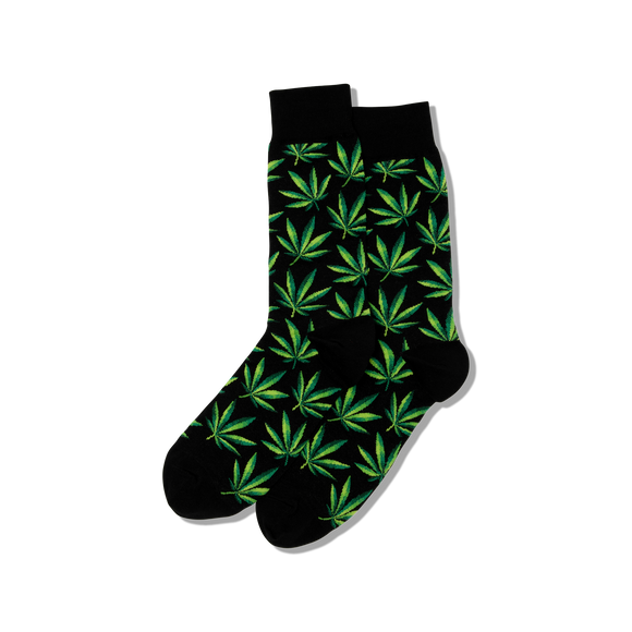 Hot Sox Men's Marijuana