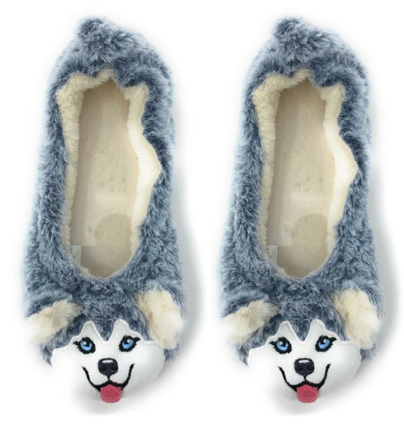 Husky, Women's Slippers