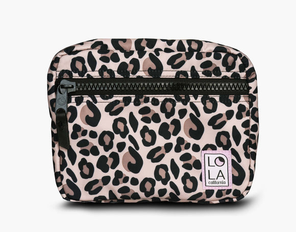 Jane Hippie Fanny Pack, Leopard