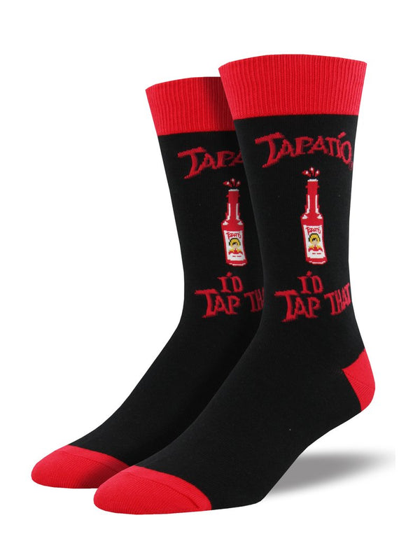 I'd Tap That Tapatio, Socksmith men's Crew