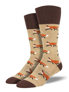 Fox, Outlands Collection, Men's Boot Sock