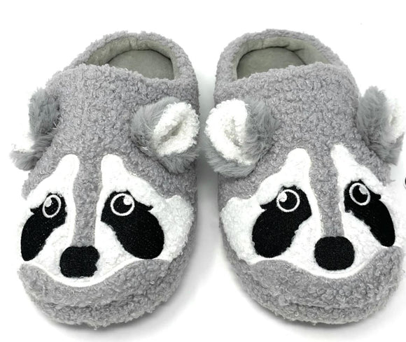 Ra Ra Coon, Womens Indoor Slippers