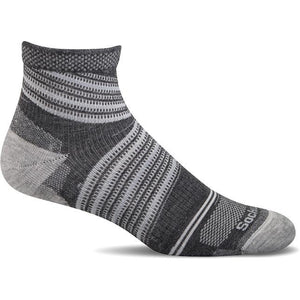Pacer Quarter, Women's Firm Compression