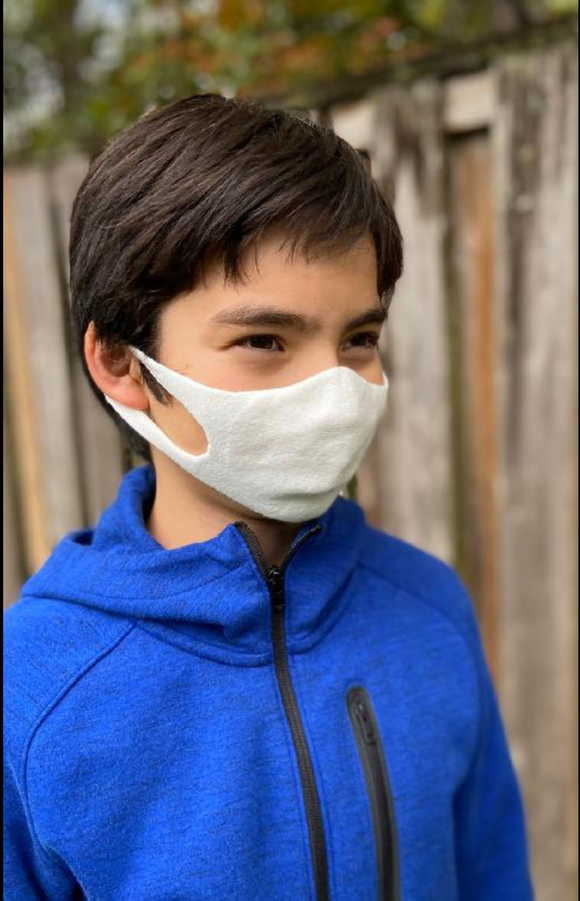 Japanese - Kids/Small/Youth, The Japanese Seamless Comfort Face Mask (! 15% Off Until 1-24-21 !)