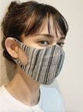 Japanese - Organic Cotton - FACE MASK (non-toxic thread) (! 15% Off Until 1-24-21 !)
