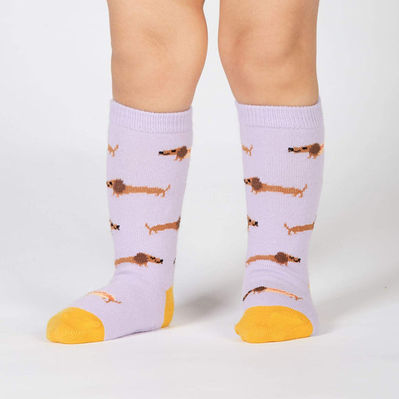 Hot Dogs Knee high Toddler