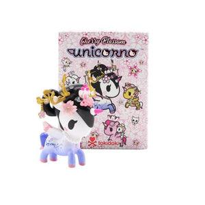 Unicorno, Cherry Blossom, Blind Box, Only Display Figurine Left, Opened