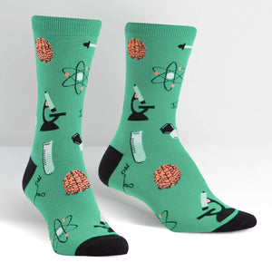 Science of Socks, Women's crew