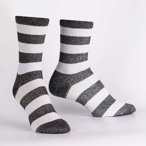 Puttin' on the Glitz, Sock It To Me women's crew