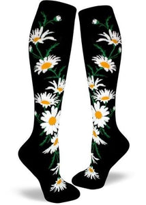 Crazy for Daisies Women's Knee-High