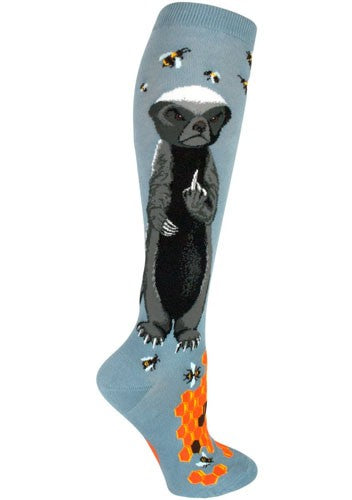 Honey Badger, Women's Knee-High