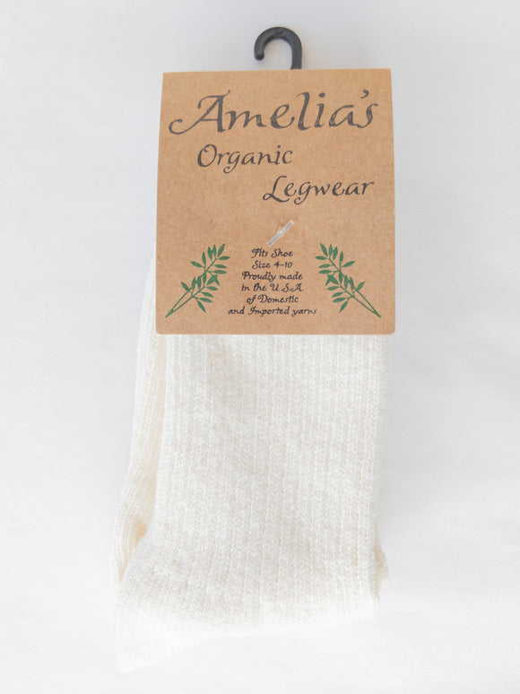 Amelia's 2 x 1 Ribbed Women's Crew