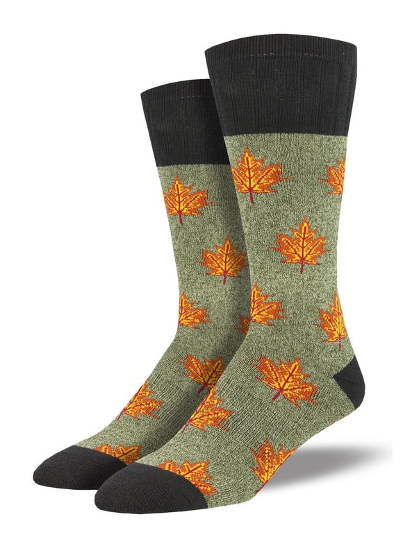 Maple Leaf, Boot Sock