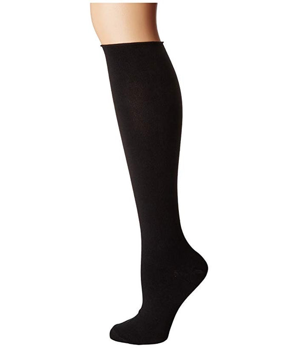 Solid Bamboo, Women's Knee-high