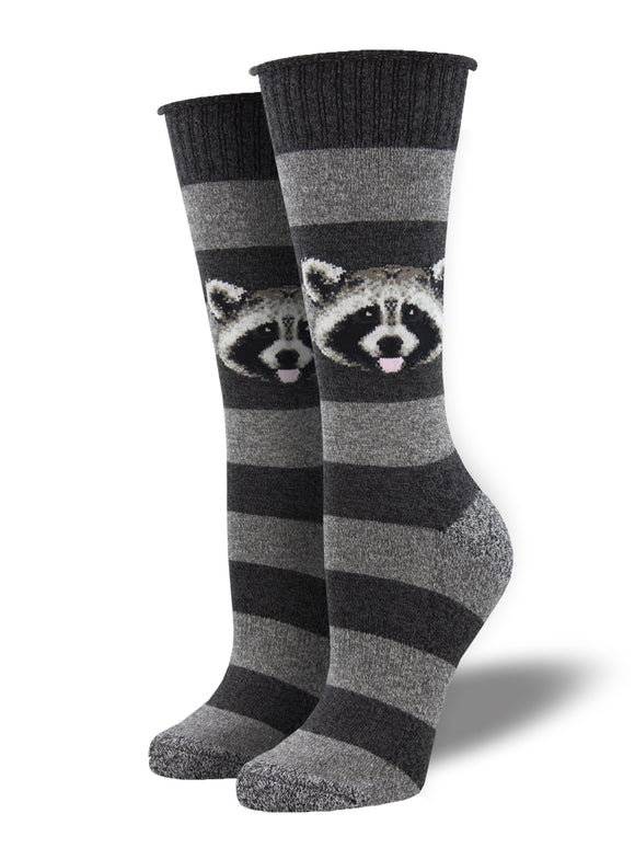 Trash Panda, Outlands Collection, Boot Sock
