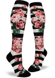Mod Socks Romantic Rose Knee-High