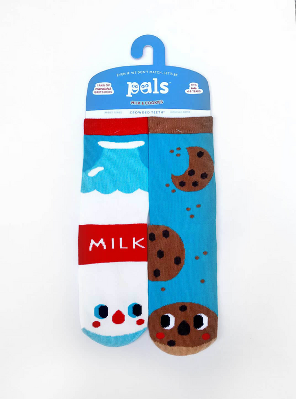 Pals Milk & Cookies
