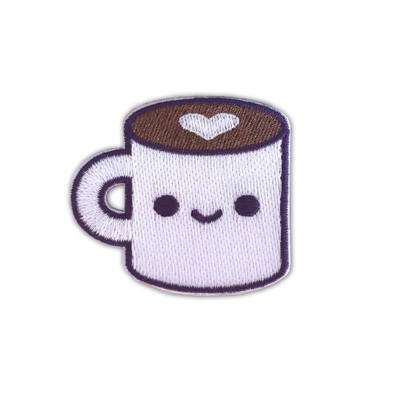Coffee Luv, Patch