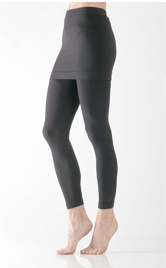 X Skirted Legging