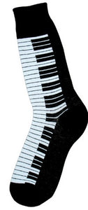 Piano Socks,  Women's Crew