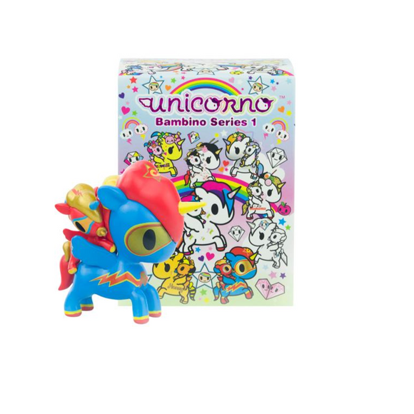 Unicorno, Bambino, Blind Box, Series 1