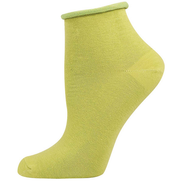 Sock Smith Solid Comfort Quarter Crew WCQ1