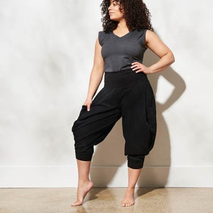 Harem Pant, Organic Cotton