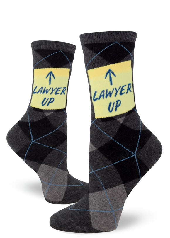 Lawyer Up, Women's Crew
