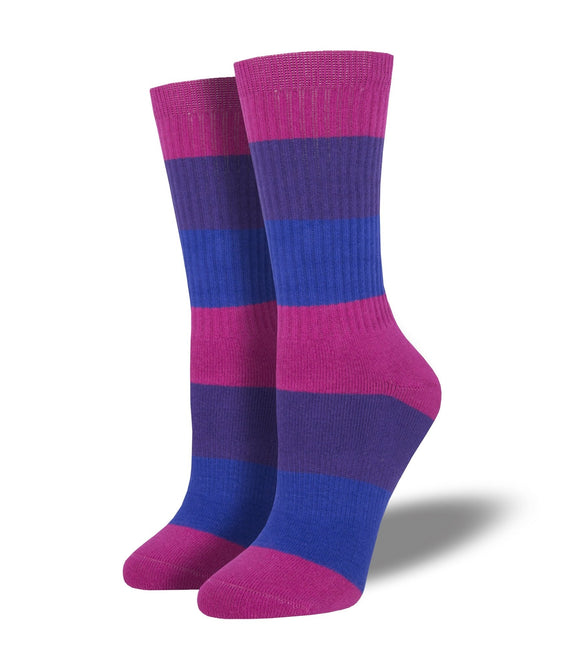 Sock Smith Bi Pride