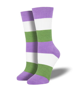 Sock Smith Genderqueer Pride