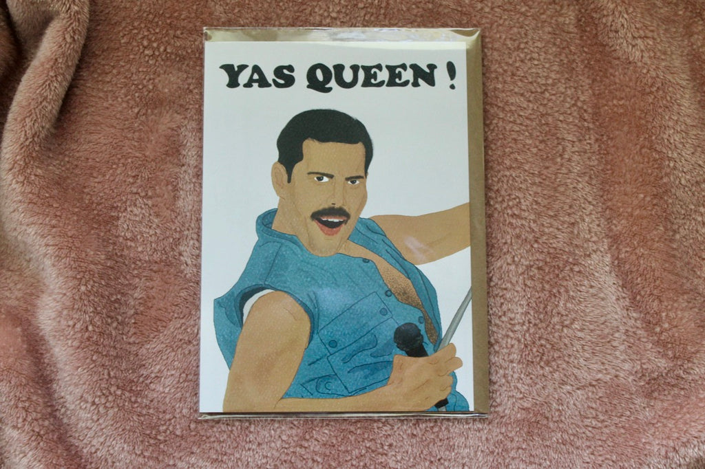 TAY*HAM YAS QUEEN! CARD