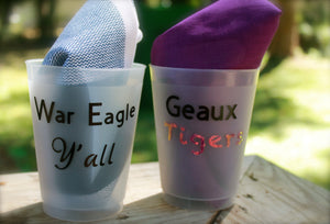 College GameDay Cups