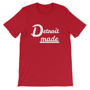 Detroit Made Tee