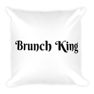 Brunch King Pillow Case