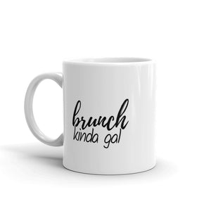 Brunch Kinda Gal Mug
