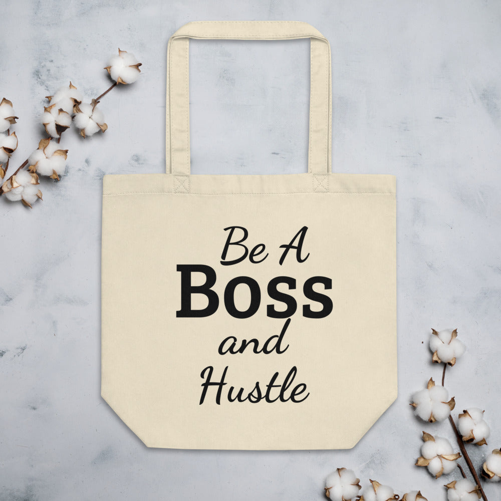 Boss and Hustle Tote