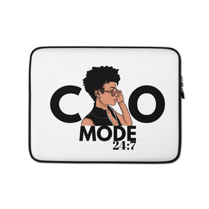 CEO MODE Laptop Sleeve