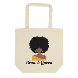 Brunch Queen Tote Bag