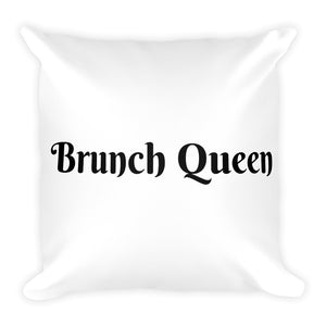 Brunch Queen Pillow Case