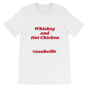 Whiskey and Hot Chicken Tee