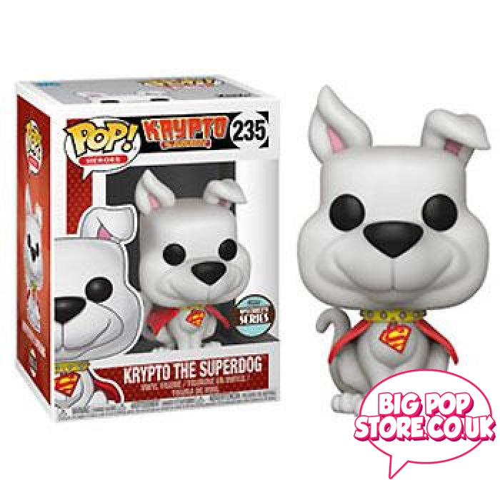 Dc Comics - Krypto The Superdog [235] Pop Vinyl
