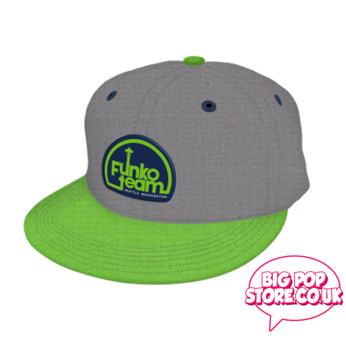 Funko - Team Grey/green Snapback Other
