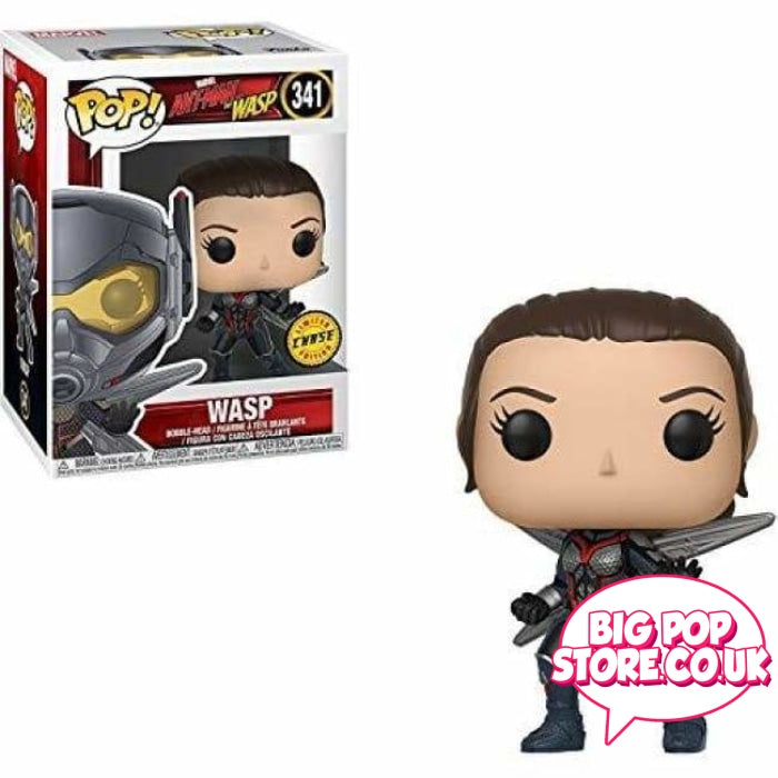 Marvel - Ant-Man & The Wasp Chase [341] Funko Pop Vinyl