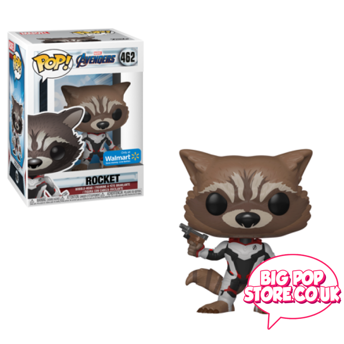 Marvel - Avengers End Game Rocket [462] Pop Vinyl
