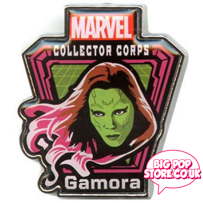 Marvel - Gamora Exclusive Pin Other