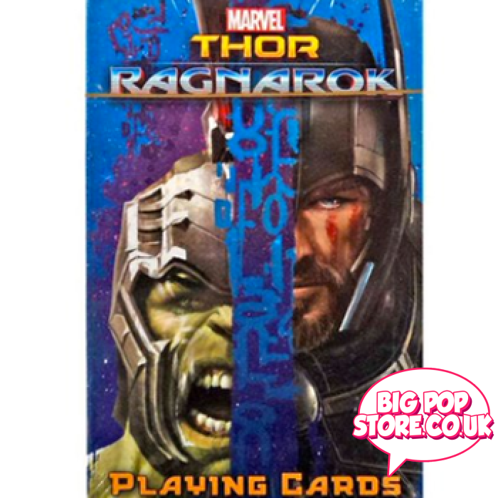Marvel - Thor Ragnarok Exclusive Playing Cards Other
