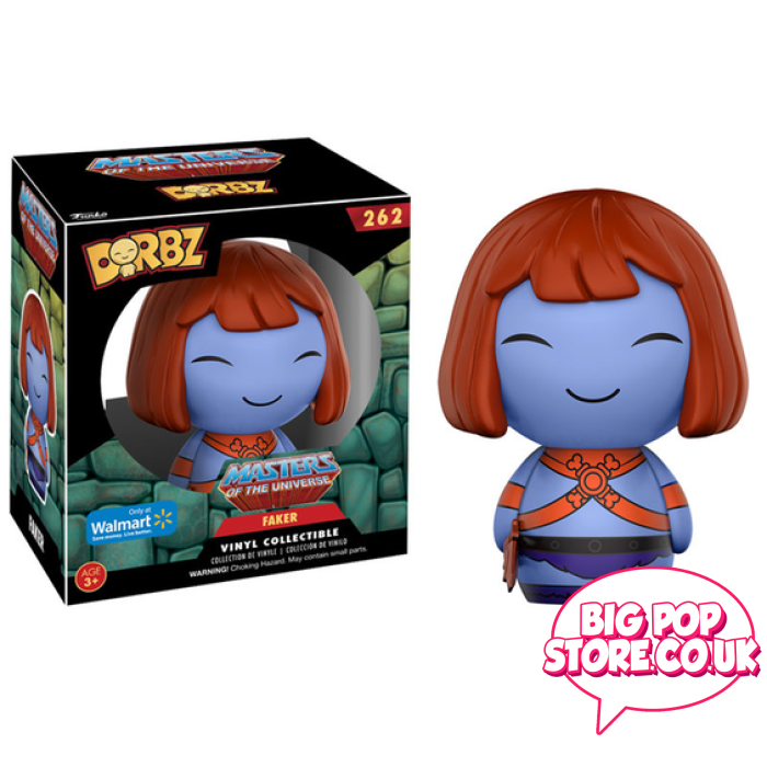 Masters Of The Universe - Faker [262] Dorbz