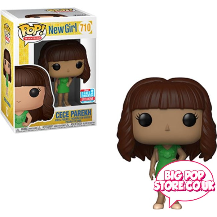 New Girl - Cece Parekh Nycc [710] Funko Pop Vinyl