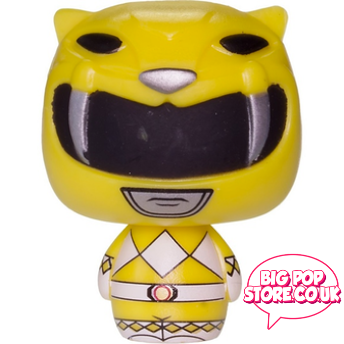 Power Rangers - Yellow Ranger [1/12] Loose Pint Size Heroes